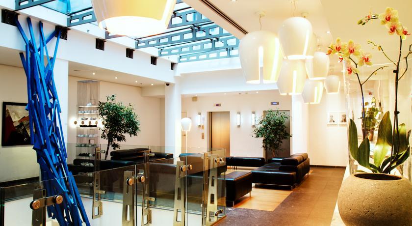 Hotéis baratos em Bruxelas