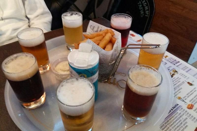 Roteiro em Bruxelas para beber