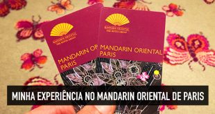 Mandarin Oriental Paris no Booking