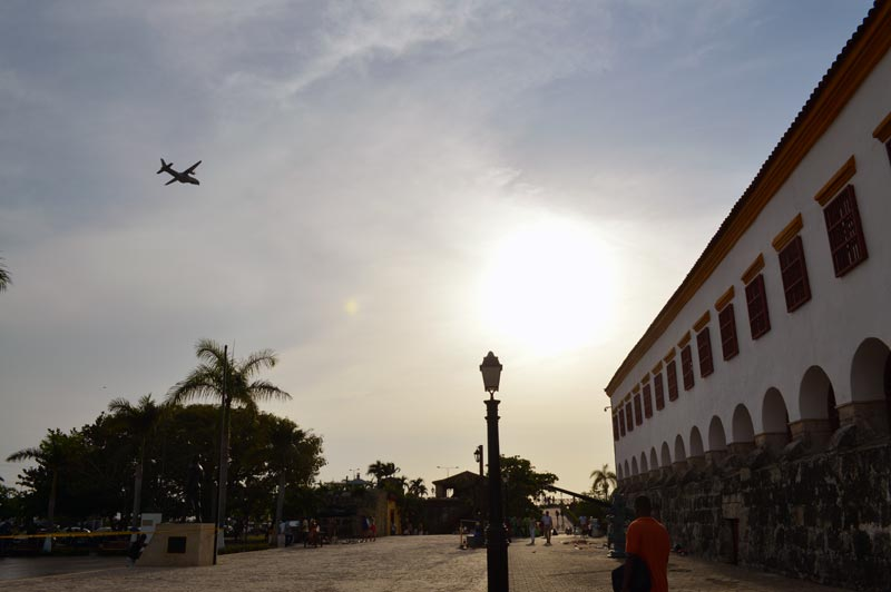 O pior de Cartagena das Índias