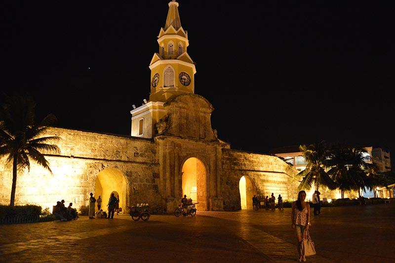 Atrativos turísticos de Cartagena