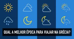 Clima na Grécia: melhor época para visitar o país de norte a sul