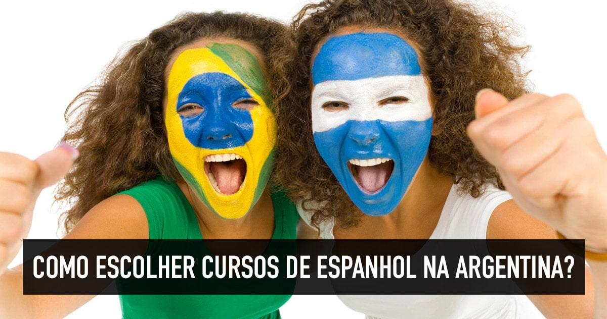 Cursos de espanhol na Argentina para brasileiros