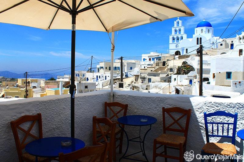 Hotéis bons e baratos em Santorini