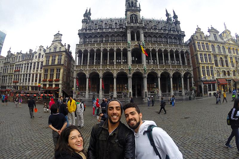 Lugares para visitar em Bruxelas