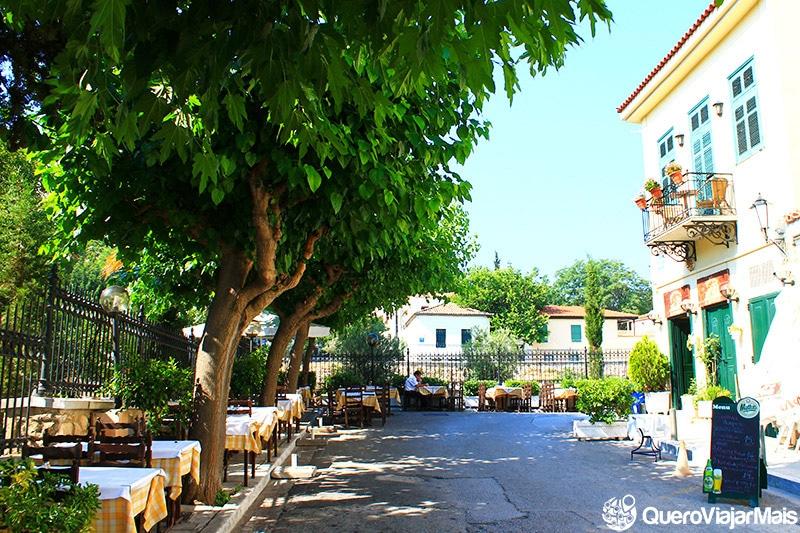 Onde ficar em Atenas, na Grécia