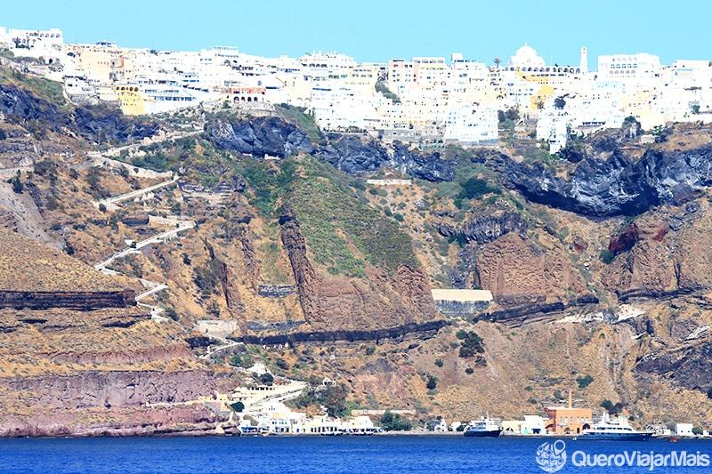 Dicas de hotéis em Santorini