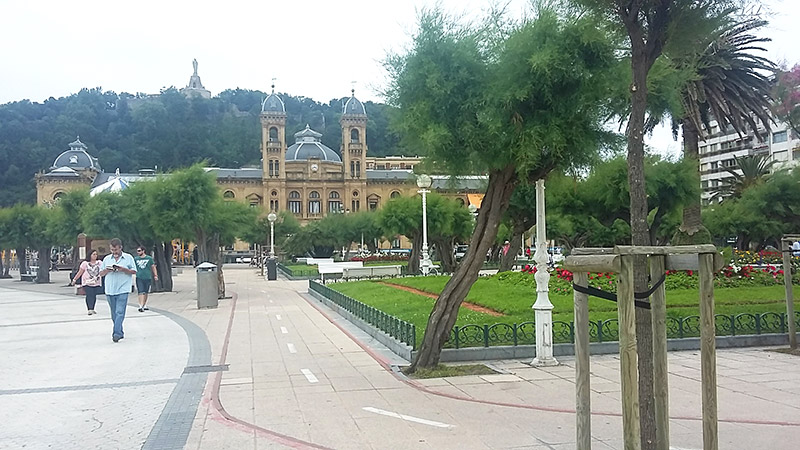 O que ver em San Sebastián