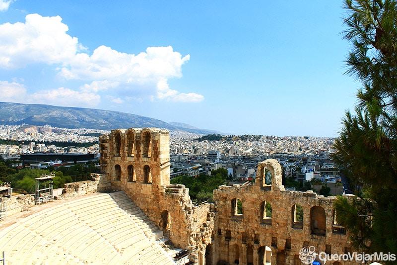 Melhor época para ir a Atenas