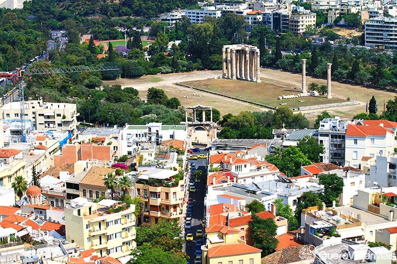 Pontos turísticos imperdíveis em Atenas