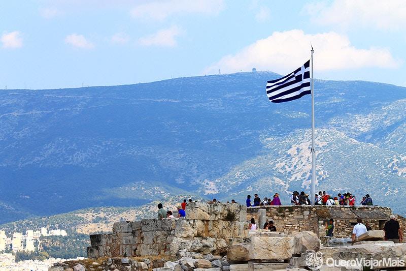 3 dias em Atenas
