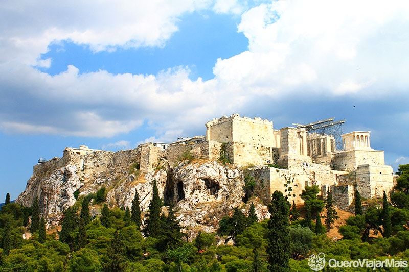 Principais pontos turísticos de Atenas