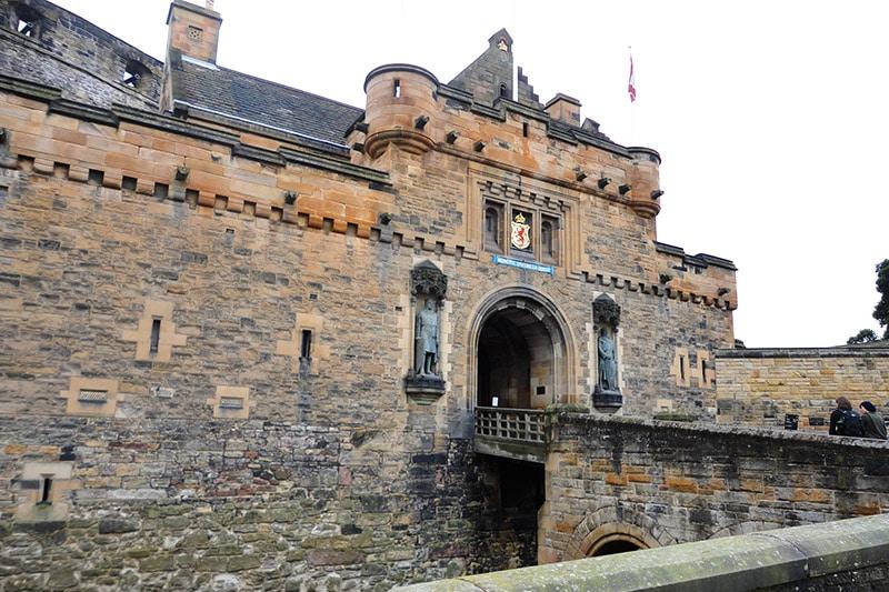 Pontos turísticos de Edimburgo