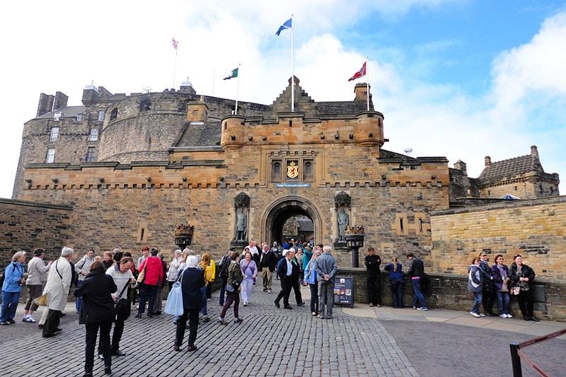 Castelos de Edimburgo