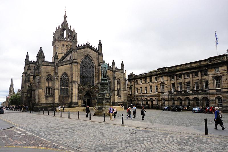 Blogs de viagem sobre a Escócia