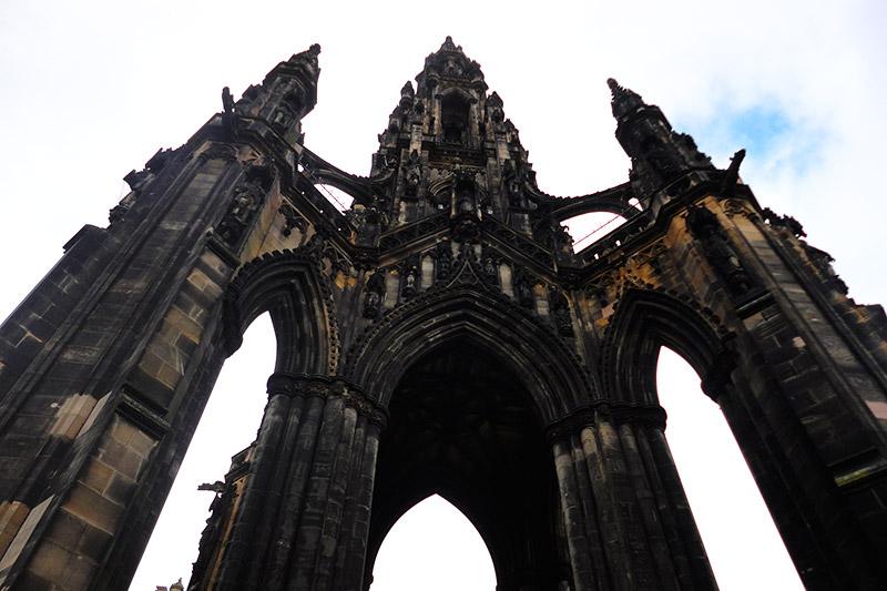 Atrações turísticas de Edimburgo
