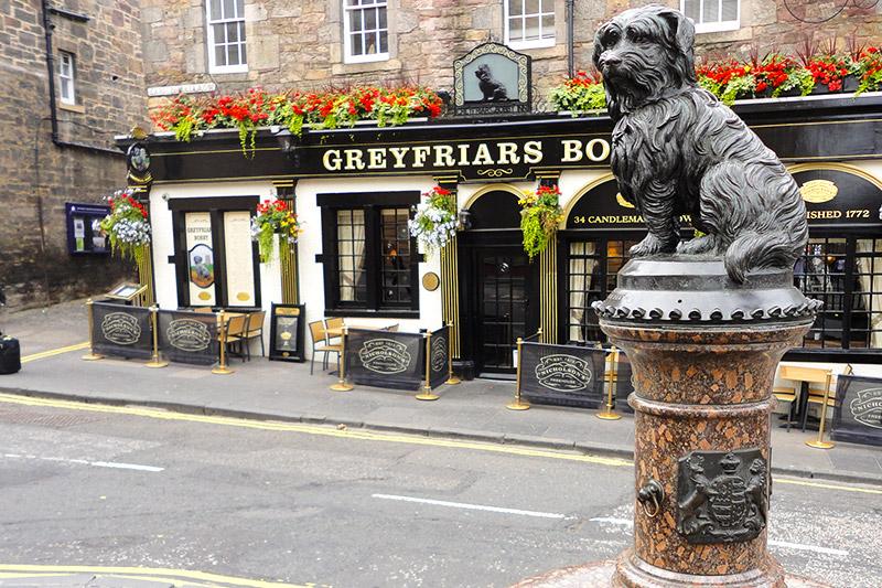 Lugares para comer em Edimburgo