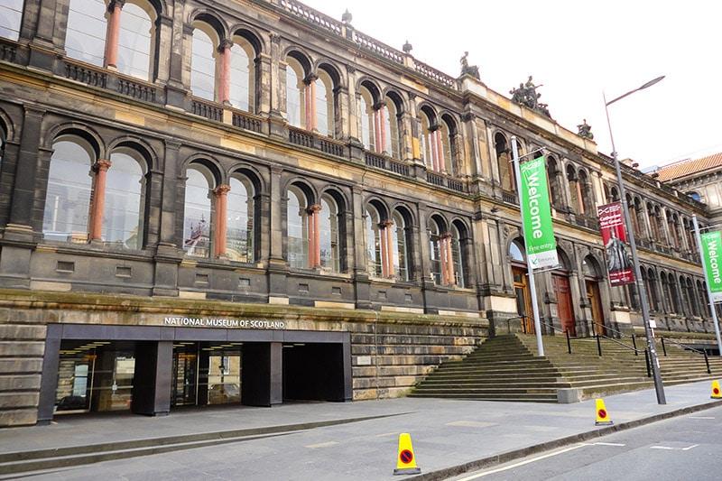 Melhores lugares em Edimburgo