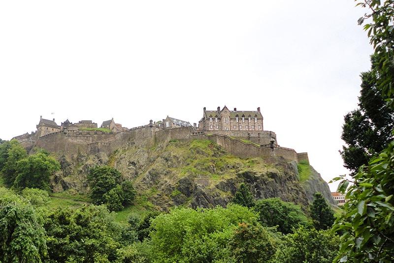 Atrativos turísticos de Edimburgo