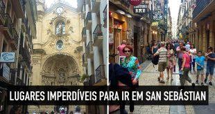 País Basco: os 10 principais pontos turísticos de San Sebastián