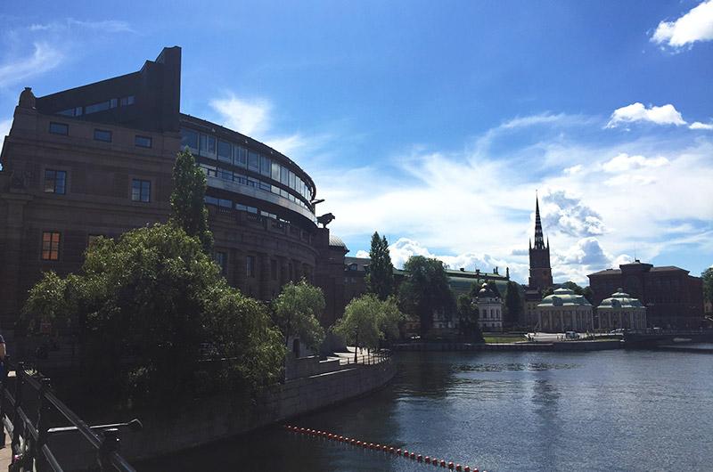 Principais pontos turísticos de Estocolmo