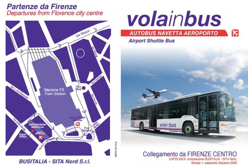 Transfer aeroporto de Florença