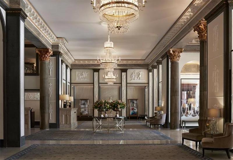 Melhor hotel 5 estrelas de Estocolmo