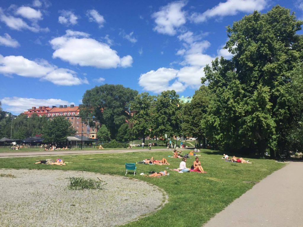Clima e o verão na Suécia