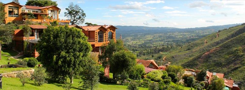 Melhores hotéis na Colômbia, em Boyacá