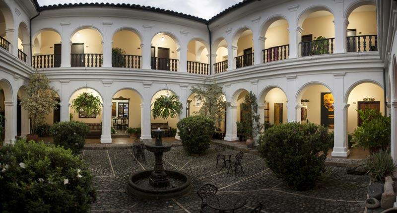Hotéis na Colômbia para viagem de luxo