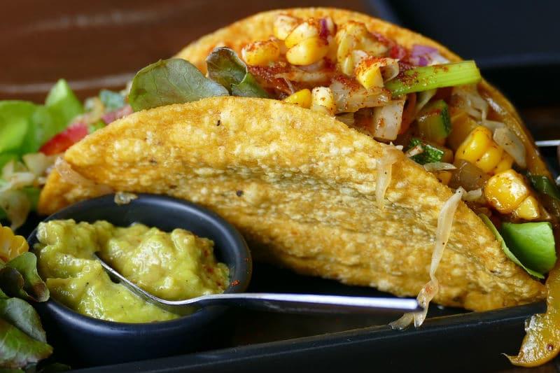 Comidas típicas no México