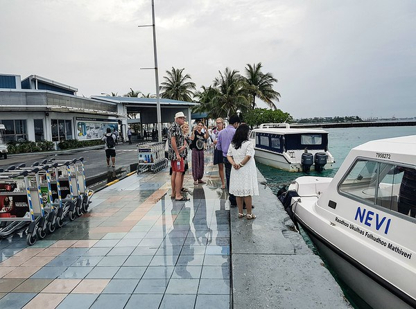 Como chegar nas Maldivas