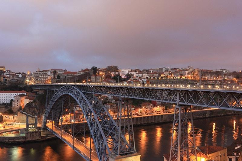 Melhores bairros ficar em Porto