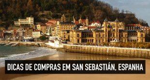Guia de compras em San Sebastián: dicas de lojas e melhores bairros