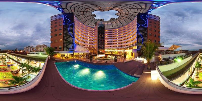 Hotéis na Colômbia que valem a pena