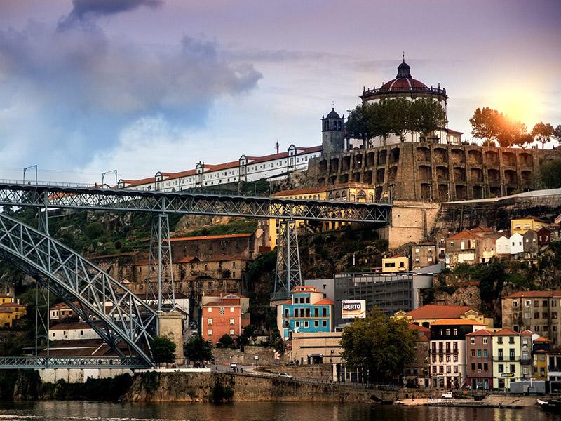 Melhores hotéis do Porto, em Portugal