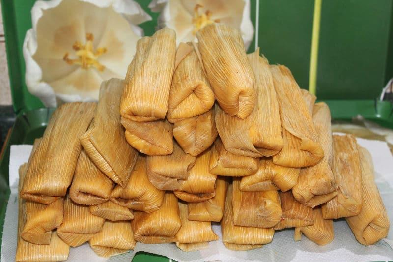 Comidas típicas mexicanas