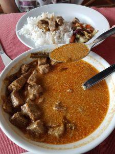 O que comer nas Maldivas