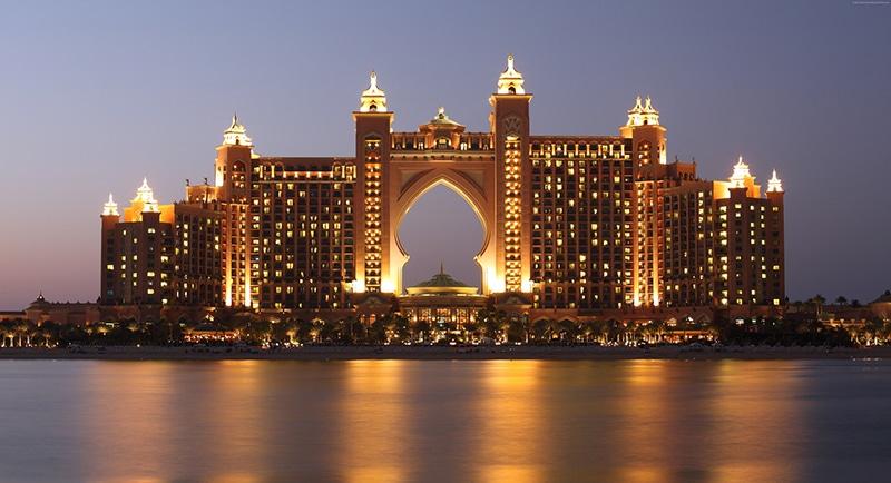Hotéis em Dubai 5 estrelas