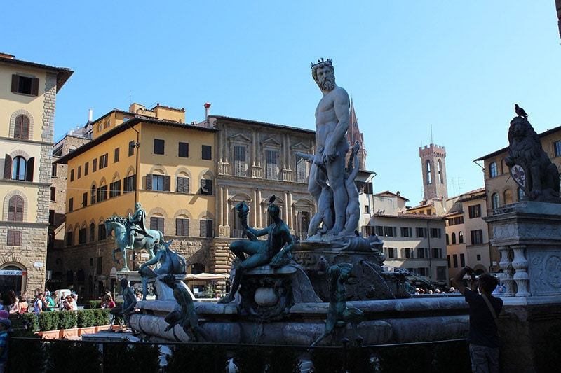 Principais pontos turísticos de Florença