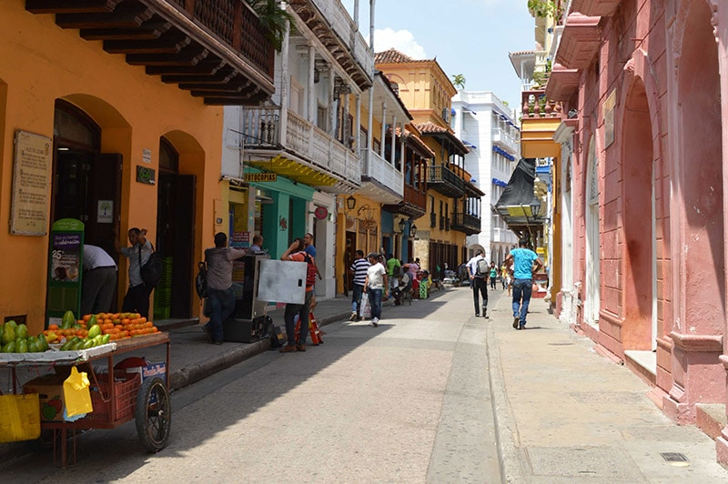 Quais cuidados em Cartagena
