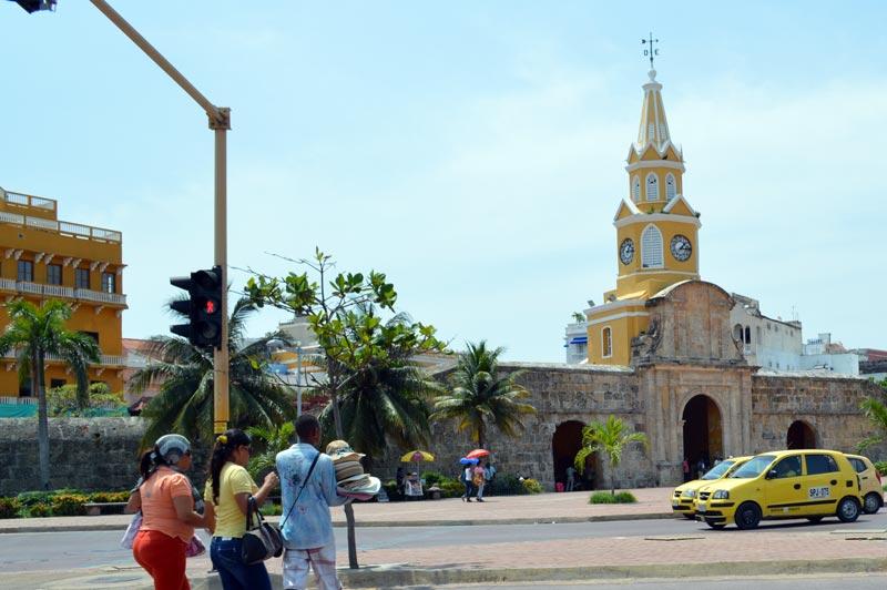 Turismo em Cartagena das Índias, Colômbia