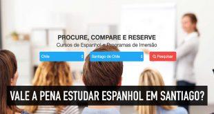 Vale a pena estudar espanhol em Santiago?