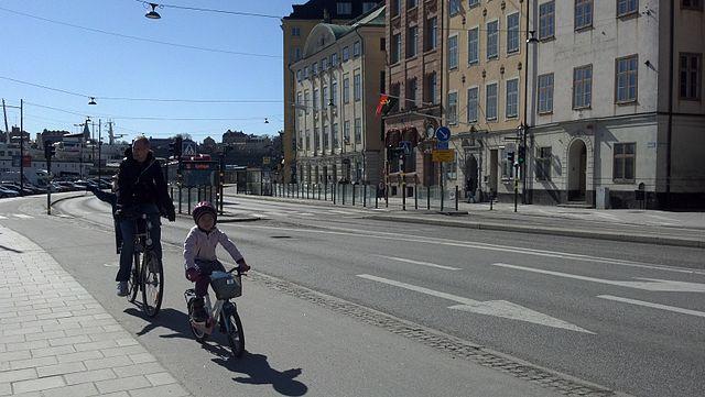 Meios de transporte em Estocolmo