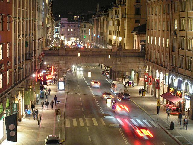 Como se locomover em Estocolmo