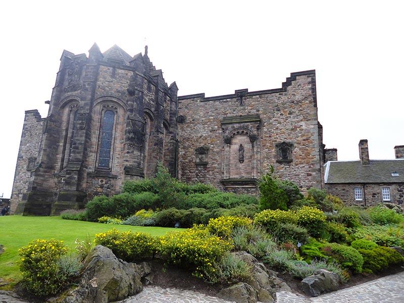 Atrações do Castelo de Edimburgo