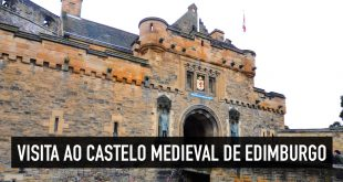 Castelo de Edimburgo: a atração mais visitada da Escócia