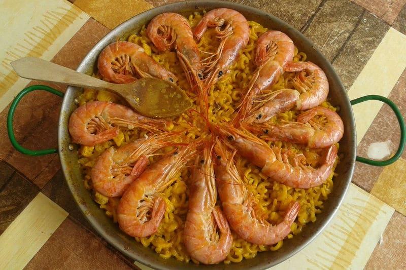 Comidas típicas da Espanha