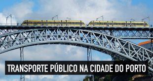 Como se locomover no Porto / Portugal