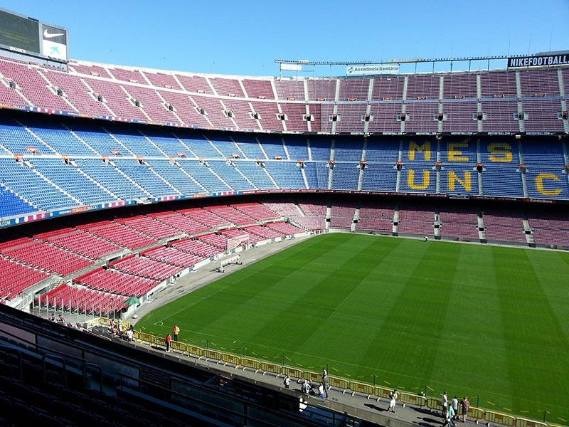 Fotos dos pontos turísticos de Barcelona